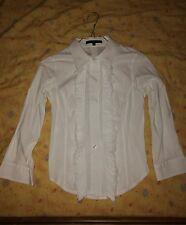 camicia bianca  Elisabetta Franchi Celyn B taglia 40