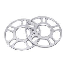 5mm Hubcentric Race Wheel Spacers for most Mercedez Benz   5x112   66.6 / 66.56