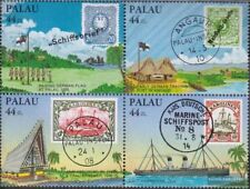 Palau-Islands 84-87 block of four (complete issue) unmounted mint / never hinged