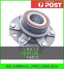 Fits KIA CARNIVAL (FMC) 2005-2014 - Rear Wheel Bearing Hub