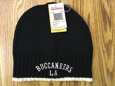 Stall & Dean LA Buccaneers One Size Wool Beanie Stitched Logo New with tags
