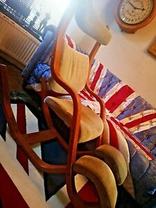 Peter Opsvik STOKKE Gravity Chair VINTAGE 1970s RARE L@@K BALANS GRAVITY CHAIR