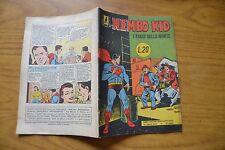 FUMETTO ALBI DEL FALCO NEMBO KID n. 13 24 OTTOBRE 1954 32 PAGINE COMPLETO