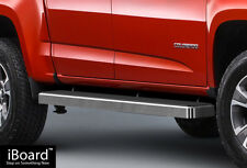 iBoard Running Boards 6 inches Fit 15-20 Chevy Colorado GMC Canyon Crew Cab