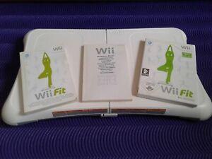 Nintendo Wii Fit & Balance Board