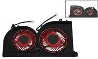 MSI MS-16K4 MS16K4 Series Original New A-Power GPU Fan BS5005HS 4-Pin 4-Wire
