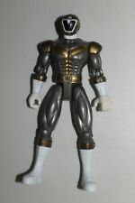 Power Rangers Rescue Silver Power Ranger 5.5 Inch Figure 1999 Bandai