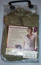 Hotslings Baby Carrier Sage Sz 3 w/ DVD Pouch Pack Sling Hot Slings Infant