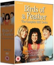 BIRDS OF A FEATHER - Complete Series 1-9     New     5027626428341     Fast Post