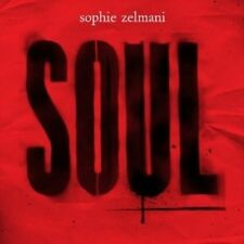 "SOPHIE ZELMANI ""SOUL"" CD 10 TRACKS NEW"