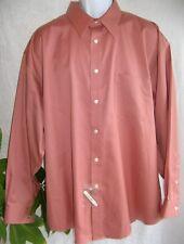 New Men's Size 18 34/35 Joseph & Feiss Long Sleeve Dress Shirt C5