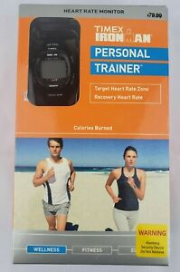 NEW Timex Ironman Personal Trainer T5K344 M1 Heart Rate Monitor Watch Running
