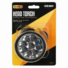 Unbranded AA Battery Camping & Hiking Head Torches