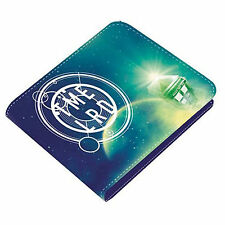Doctor Who Cosmo Green Bi-Fold Wallet NEW Police Box Dr Who Time Lord
