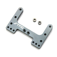 STRC STC9564GM CNC Machined Precision Aluminum Rear Brace : SC10/T4/B4 Gun Metal