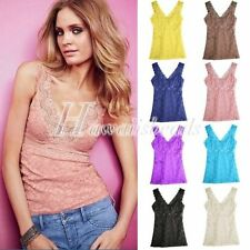 Unbranded Lace Tank, Cami Tops & Blouses for Women