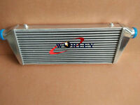 "2.56"" Fmic Turbo Aluminum Intercooler Tube and Fin 550 x 230 x 65mm Inlet/Outlet"