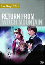 Return From Witch Mountain DVD NEW dvd (BUA0113201)