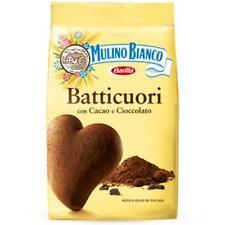 Mulino Bianco Batticuori Biscotti con Cacao e Cioccolato - 350g