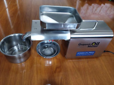 Stainless steel home oil press/Sesame and peanut oil press