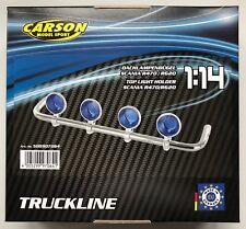 Carson c907064/500907064 Top Portavelas para Scania R470/R620 (TAMIYA) NUEVO EN