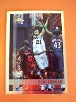 1997-98 Topps Chrome COMPLETE SET Tim Duncan RC  MICHAEL JORDAN Kobe Bryant