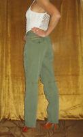 HERRLICHER * wunderschöne HOSE Damen Pants veränderbares Design JEANS * W27 L34