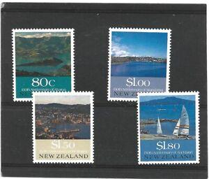 New Zealand 1990 Scenic Set MNH
