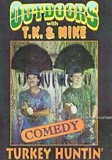 TK and Mike Comedy Turkey Huntin'  DVD
