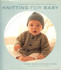 Knitting for Baby - 30 Heirloom Projects with How-to-Knit Instructions, HB