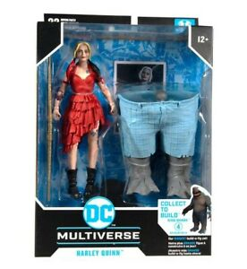 McFarlane DC Multiverse Suicide Squad - Harley Quinn Action Figure - IN STOCK