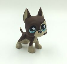 Littlest Pet Shop Dog #817-S1 LPS Great Dane Cute Toys Puppy