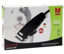 Moser 1230 REX Professional Corded Animal clipper Cat Dog 220-240V