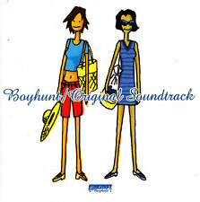 Boyhunt-1998-Japan TV Drama-Original Soundtrack- CD
