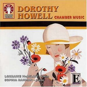 Dorothy Howell SONATAS ETC.