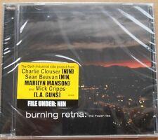Burning Retna - The Frozen Lies - CD neu & OVP