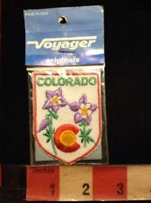 Vtg Colorado State Souvenir Patch In As-Is Voyager Brand Package 77A1