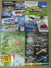 Tower Hobbies Tower Talk - 2014 - Four Issues (Missing #3 & #5) - USED -