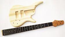 Body et neck, guitares corps gitarrenhals pour E-Bass srb5