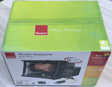 NIB/Sealed In Plastic...RONCO Showtime Rotisserie 3000 Series Gloss Black