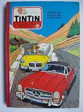 album Tintin belge 46 1959 60 recueil TBE Graton Macherot Greg Funcken Tibet etc