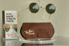 Excellent: Bausch & Lomb Ray Ban USA Cheyenne W1751 John Lennon, BL Vintage