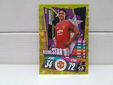 Match Attax - 20/21 - Mason Greenwood - Manchester United - Rising Star - Champ