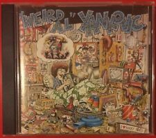 WEIRD AL YANKOVIC CD