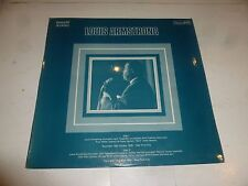 LOUIS ARMSTRONG - Immortal Sessions - 1971 UK 12-track Vinyl LP