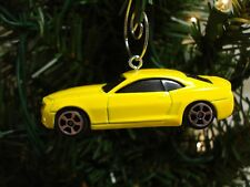 Maisto '06 Chevy Camaro Concept turned into a Custom Ornament with deluxe hanger
