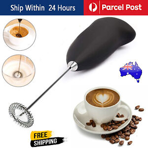 Milk Frother Without Stand  Foam Maker Hand Blender for Coffee Cappuccino Mixer