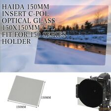 Haida 150mm Insert C-POL Optical Glass 150x150mm CPL Fit For 150 series Holder