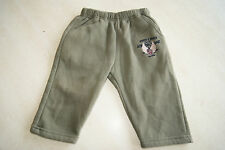 Pantalon kaki neuf taille 6 mois marque Winkies  (md)
