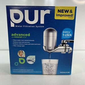 Pur Water Filteration System Advanced With MineralClear FM-4100B